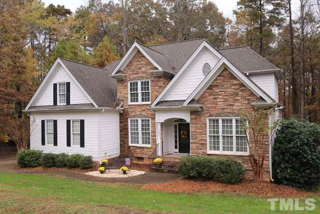 1201 Rivermead Lane, Wake Forest, NC 27587 (MLS #2224470) :: The Oceanaire Realty