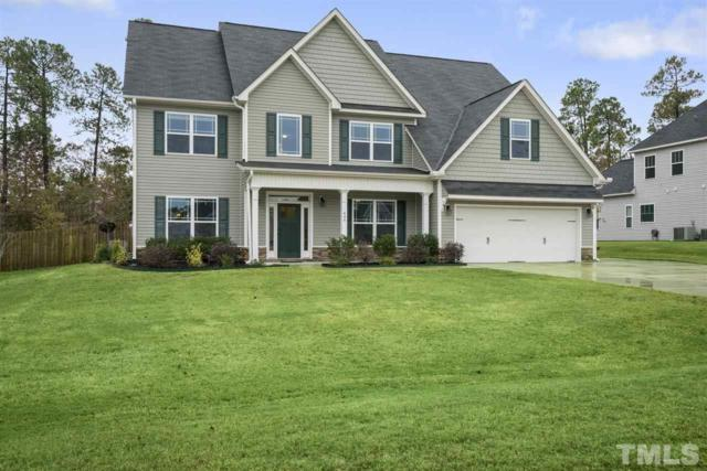 406 Sea Mist Drive, Sanford, NC 27332 (#2224471) :: The Perry Group