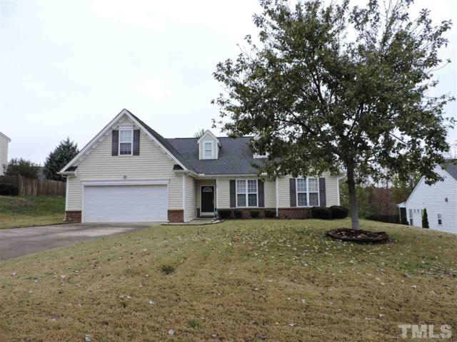 105 Chalkely Court, Knightdale, NC 27545 (#2224541) :: The Perry Group