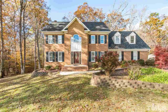 5000 Beckwyck Drive, Fuquay Varina, NC 27526 (#2224542) :: The Perry Group