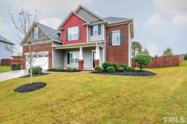 165 Sunset Ridge Drive, Willow Spring(s), NC 27592 (#2224549) :: The Perry Group