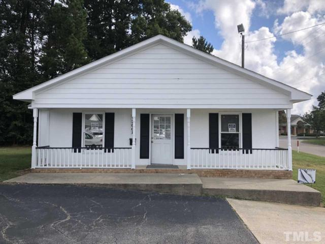 1300-B Arendell Avenue, Zebulon, NC 27597 (#2224576) :: The Perry Group