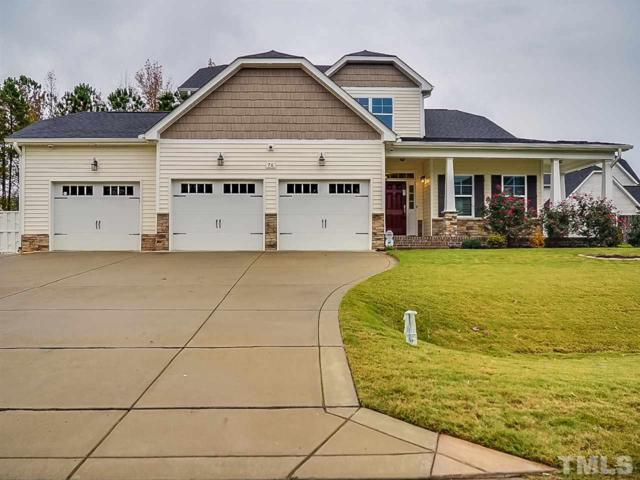 76 Foxtail Court, Clayton, NC 27520 (#2224585) :: The Beth Hines Team