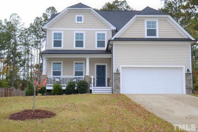 104 Winterberry Street, Holly Springs, NC 27540 (#2224587) :: The Perry Group