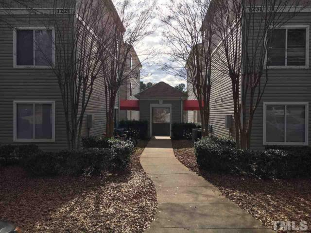 1231 University Court #303, Raleigh, NC 27606 (#2224592) :: The Perry Group