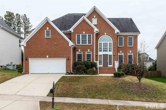6024 Clapton Drive, Wake Forest, NC 27587 (MLS #2224621) :: The Oceanaire Realty