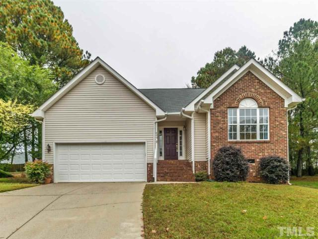 609 Shiretown Lane, Wake Forest, NC 27587 (MLS #2224629) :: The Oceanaire Realty