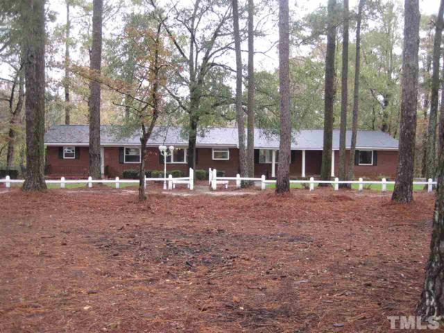 3875 Old Stage Road, Erwin, NC 28339 (#2224643) :: The Perry Group