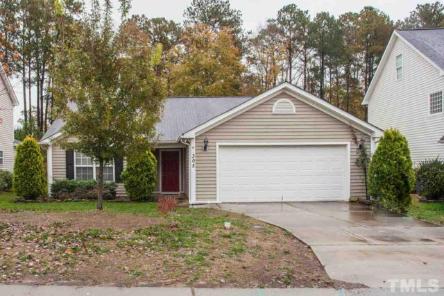 305 Braxman Lane, Holly Springs, NC 27540 (#2224644) :: Morgan Womble Group
