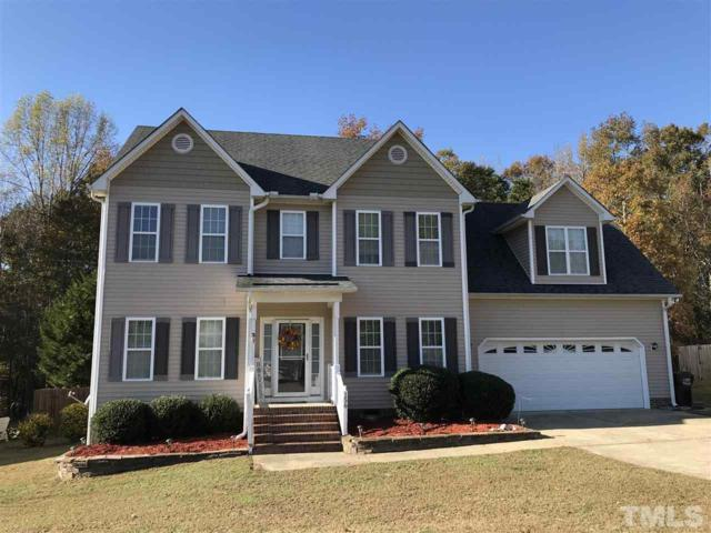 156 Finley Court, Clayton, NC 27520 (#2224663) :: The Perry Group