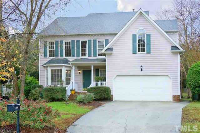 204 Lippershey Court, Cary, NC 27513 (#2224675) :: Saye Triangle Realty