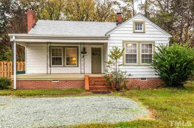 3407 Guess Road, Durham, NC 27705 (MLS #2224690) :: The Oceanaire Realty