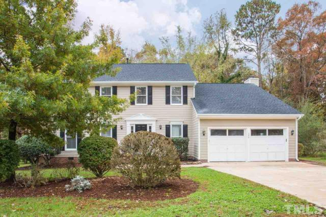 309 Heathridge Lane, Cary, NC 27513 (#2224703) :: Raleigh Cary Realty