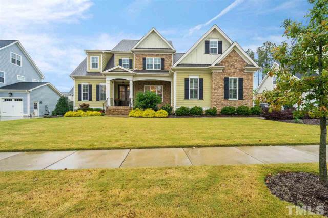 105 Hardy Oaks Way, Holly Springs, NC 27540 (#2224709) :: Rachel Kendall Team