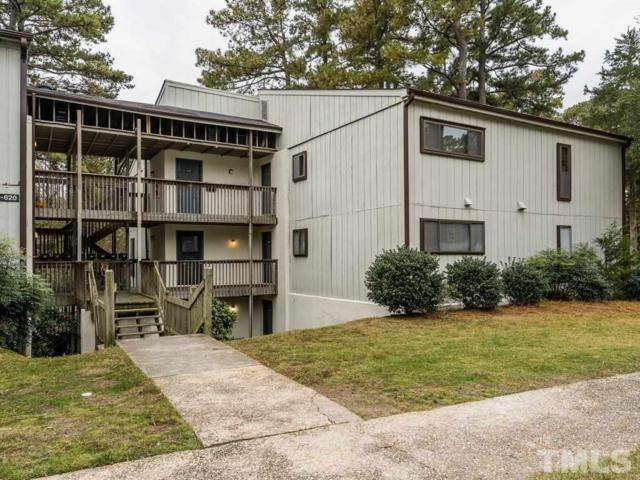 614 Pine Ridge Place #614, Raleigh, NC 27609 (#2224718) :: The Beth Hines Team