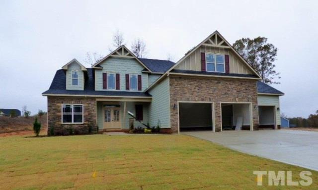 23 Look Drive, Garner, NC 27529 (#2224738) :: The Perry Group