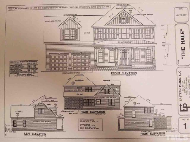 86 Look Drive, Garner, NC 27529 (#2224748) :: RE/MAX Real Estate Service