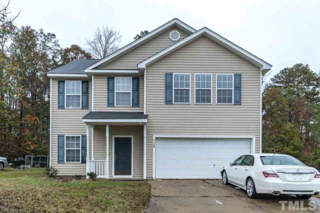 1535 Eva Mae Drive, Raleigh, NC 27610 (#2224749) :: The Perry Group
