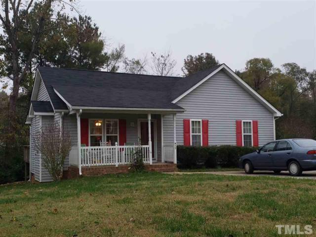 417 Indian Hill Road, Holly Springs, NC 27540 (#2224752) :: Saye Triangle Realty