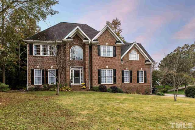 1002 Cassia Lane, Knightdale, NC 27545 (#2224815) :: M&J Realty Group