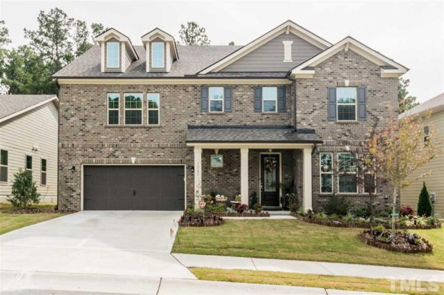 1209 Capstone Drive, Durham, NC 27713 (#2224838) :: The Jim Allen Group