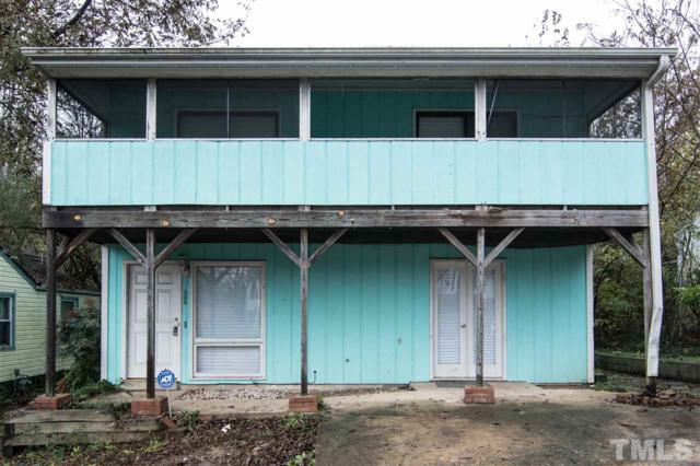 205 Spring Street, Durham, NC 27701 (#2224862) :: Rachel Kendall Team