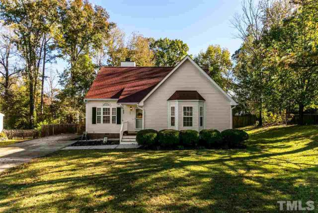 501 Indian Hill Road, Holly Springs, NC 27540 (#2224866) :: Rachel Kendall Team