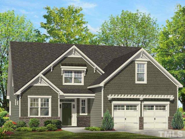 630 Heartland Flyer Drive Lot 51, Knightdale, NC 27545 (#2224889) :: The Jim Allen Group
