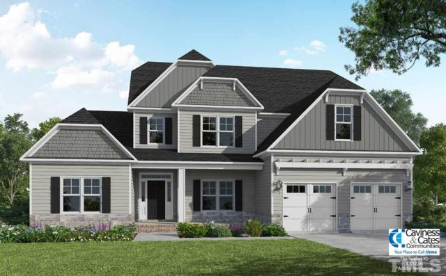 724 Twin Star Lane Lot 187, Knightdale, NC 27545 (#2224906) :: The Perry Group