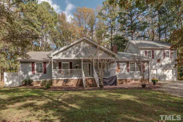 210 Lema Drive, Garner, NC 27529 (#2224922) :: The Perry Group