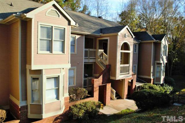 101 Marbury Court 2C, Cary, NC 27513 (#2224979) :: The Perry Group