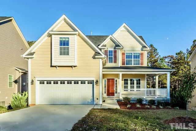 300 Vinewood Place, Holly Springs, NC 27540 (#2225007) :: M&J Realty Group