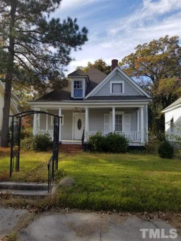 334 Villa Street, Rocky Mount, NC 27804 (#2225117) :: Marti Hampton Team - Re/Max One Realty