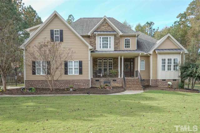 5304 Tywood Drive, Garner, NC 27529 (#2225147) :: The Perry Group