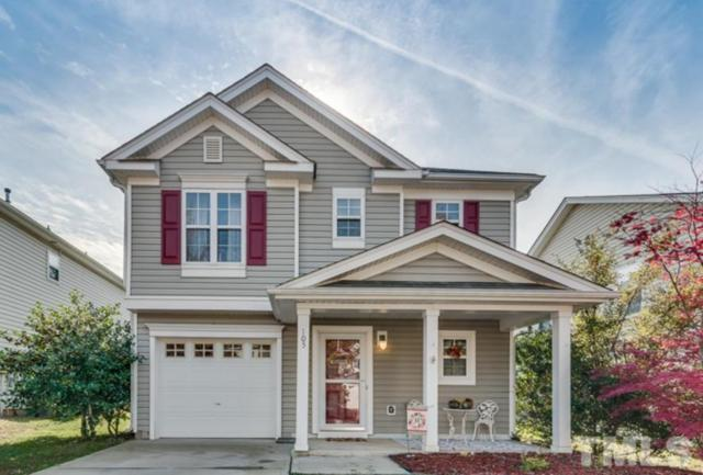 105 Palmdale Court, Holly Springs, NC 27540 (#2225182) :: Saye Triangle Realty
