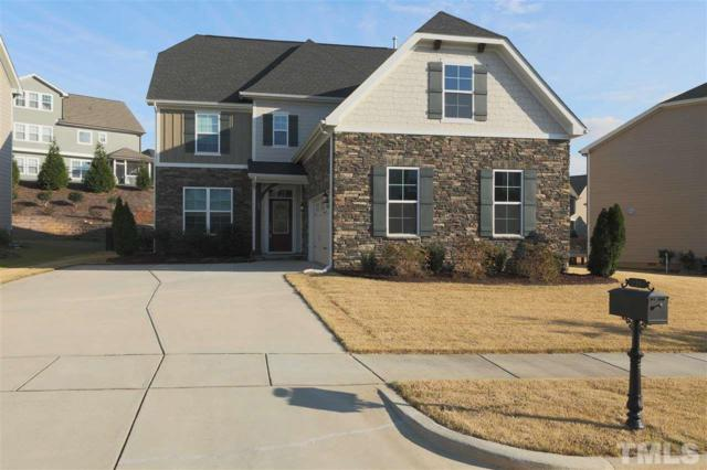 120 Edgegrove Lane, Holly Springs, NC 27540 (#2225224) :: Saye Triangle Realty