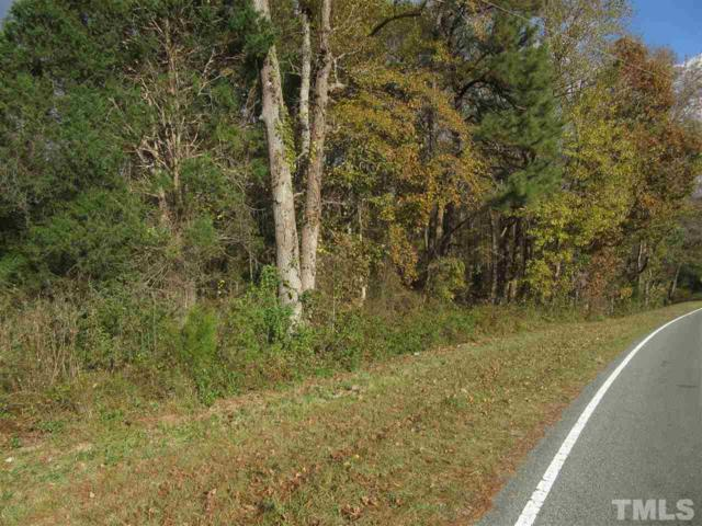 0 Halifax Road, Youngsville, NC 27597 (#2225281) :: Saye Triangle Realty