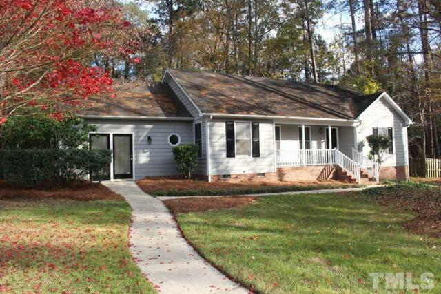 4301 New Brighton Drive, Apex, NC 27539 (#2225286) :: M&J Realty Group