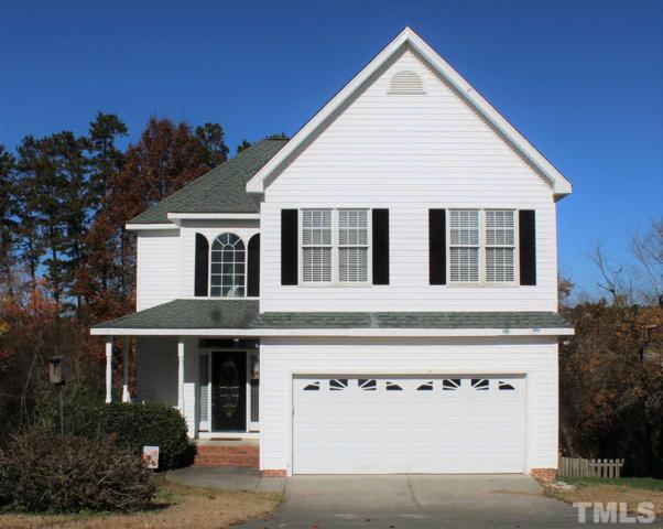 1208 Miracle Drive, Wake Forest, NC 27587 (#2225315) :: Saye Triangle Realty