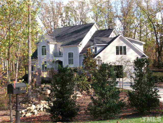 12812 Morehead, Chapel Hill, NC 27517 (#2225347) :: Marti Hampton Team - Re/Max One Realty