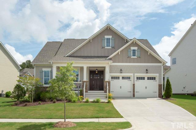 209 Mint Julep Way, Holly Springs, NC 27540 (#2225357) :: Saye Triangle Realty