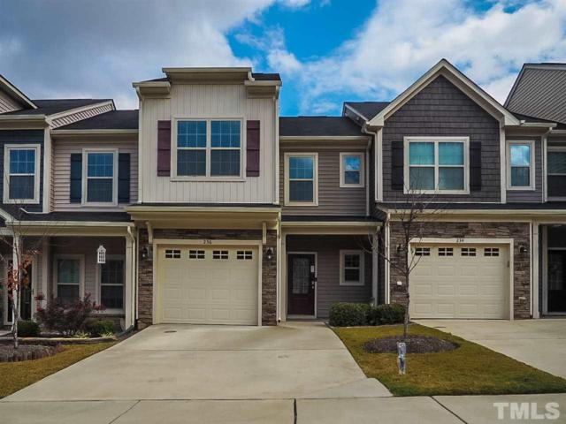 236 Beaconwood Lane, Holly Springs, NC 27540 (#2225411) :: The Jim Allen Group