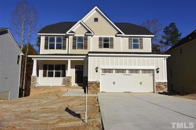 586 Airedale Trail, Garner, NC 27529 (#2225430) :: The Jim Allen Group