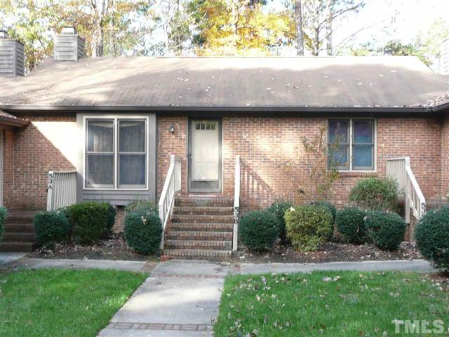200 W Woodcroft Parkway 53B, Durham, NC 27713 (#2225440) :: RE/MAX Real Estate Service