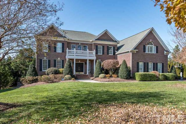11106 Empire Lakes Drive, Raleigh, NC 27617 (#2225547) :: Raleigh Cary Realty