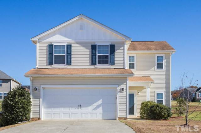 10 Yarmouth Drive, Clayton, NC 27520 (#2225552) :: The Jim Allen Group