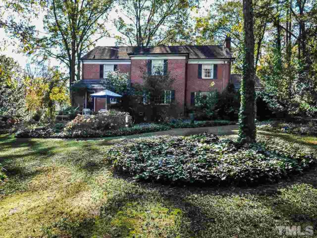 421 Transylvania Avenue, Raleigh, NC 27609 (#2225673) :: Raleigh Cary Realty
