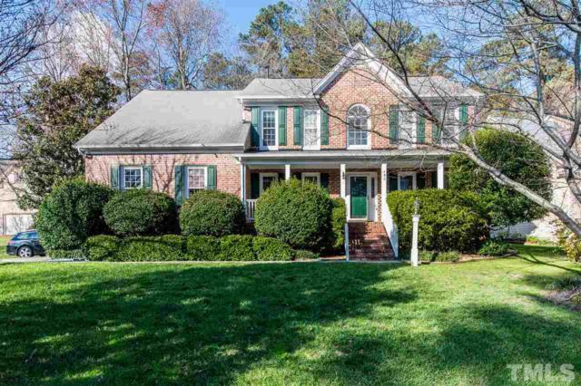 110 Forest Brook Drive, Cary, NC 27519 (#2225724) :: The Results Team, LLC
