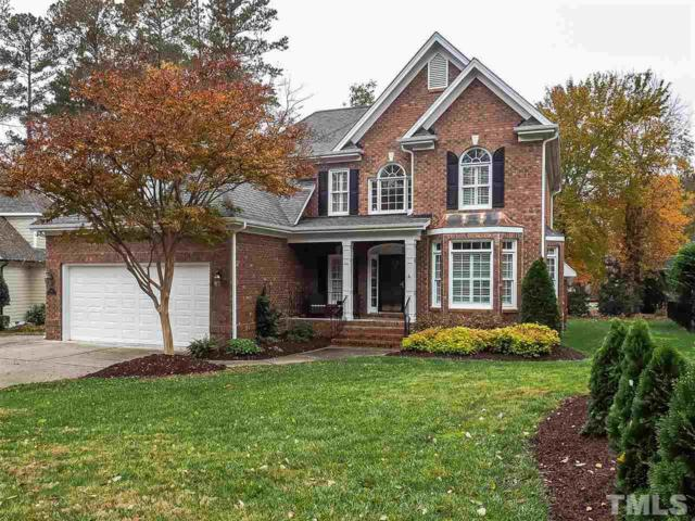 108 Crystlewood Court, Morrisville, NC 27560 (#2225758) :: The Jim Allen Group