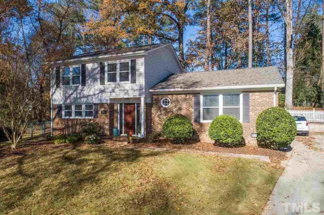4909 Baylor Court, Raleigh, NC 27609 (#2225759) :: Raleigh Cary Realty
